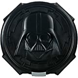 Star Wars 30200001Darth Vader Brotdose Kunststoff, Schwarz