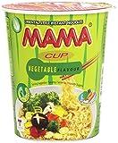 Mama  Fideos Orientales Sabor a Vegetales - 70 g