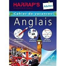 Harrap's Cahier de vacances anglais adulte