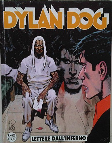 Dylan Dog - LETTERE DALL'INFERNO - N178 - LUGLIO 2001 - Prima Edizione