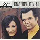 Millennium Collection - 20th Century Masters by Conway Twitty & Loretta Lynn (2000-05-03)