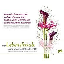 PAL Lebensfreude Inspirationen Wandkalender 2015