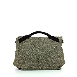 Borbonese Handbag, Borsa a Mano Donna, 32x28x20 cm (W x H x L)
