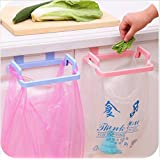 MosQuick Plastic Garbage Bag Holder, Multicolour Dustbin, Towel Rack for Kitchen, Bathroom,Office, Schools, Clinic