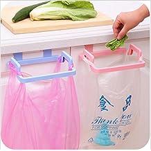 Mosquick Plastic Garbage Bag Holder, Dustbin, Towel Rack For Kitchen, Bathroom ,Office, Schools, Clinic,(1 Pc)