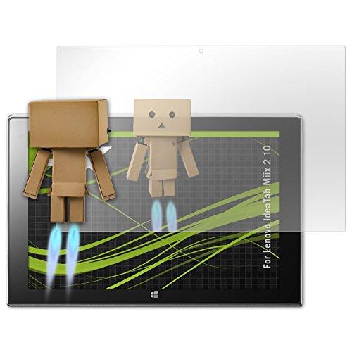 atFolix Bildschirmfolie für Lenovo IdeaTab Miix 2 10 Spiegelfolie, Spiegeleffekt FX Schutzfolie