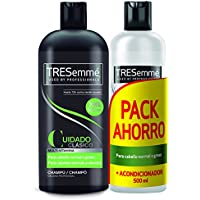 Tresemmé Clásico Pack Champú y Acondicionador - 900 ml + 500 ml