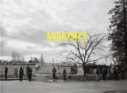 Anonymes : L'Amrique sans nom : photographie et cinma