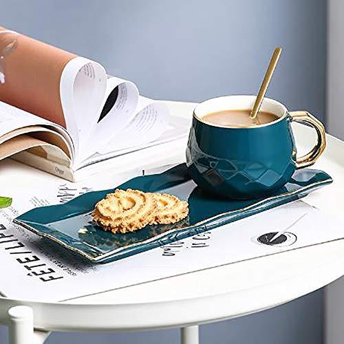 immagini di tazza di caffè verde