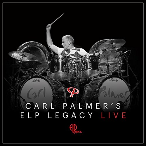 Carl Palmer'S Elp Legacy: Live (Audio CD)