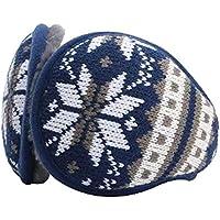 Holen Sie sich Ihren Ohr wärmer - stilvolle gemütliche Unisex Ohrenschützer - Schneeflocke Muster, A preisvergleich bei billige-tabletten.eu