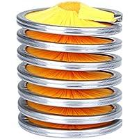 Trendyest - Cepillo de Limpieza para Exteriores, Cuerda de Escalada, Amarillo