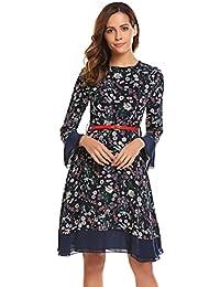 Suchergebnis auf Amazon.de für  Zeagoo - Kleider   Damen  Bekleidung d19faa7f4b