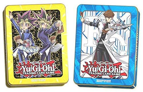 Yu-Gi-Oh Mega Tin Boxen 2017 - Doppelpack - Yugi und Kaiba - Deutsch