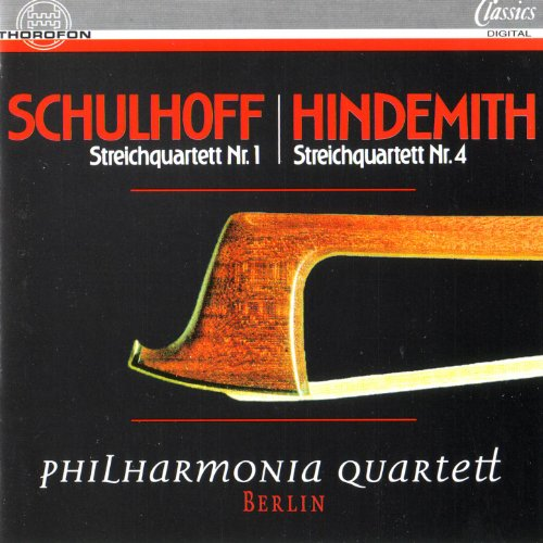Erwin Schulhoff, Paul Hindemith