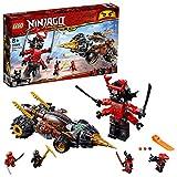 LEGO Ninjago - La trivellatrice di Cole, 70669