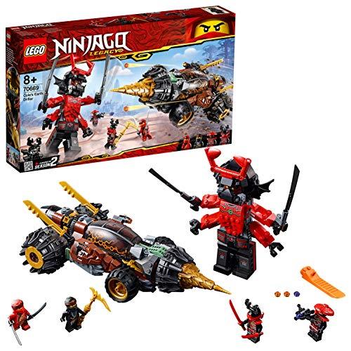 LEGO Ninjago - Perforadora de Cole