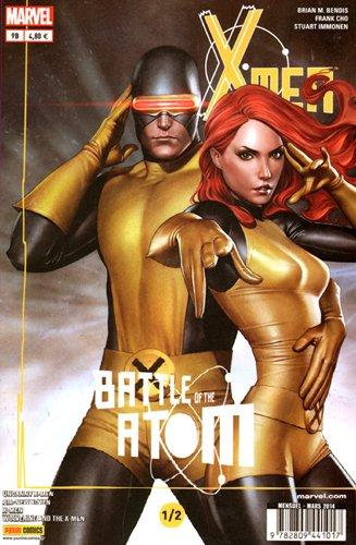 X-Men 2013 009 Cover Special Librairie (la Bataille de l'Atome 1/2)
