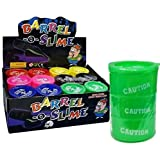 toyu Stress Relieving and Non-Toxic Slime Toy for Kids and Adults (Assorted Colours) -2 Pieces