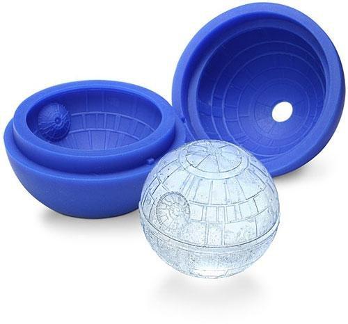 Star Wars Eiswürfel und Backform Todesstern