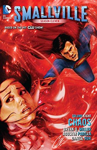 Smallville Season 11 Vol. 8: Chaos - Vol Smallville 1