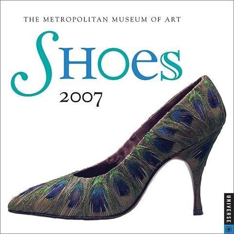 Shoes 2007 Mini Calendar