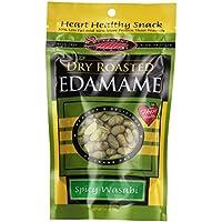 Seapoint Farms Wasabi Dry Roasted Edamame (12x3.5 Oz)