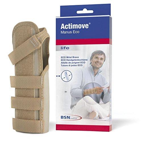 Actimove Manus Handgelenkschiene   Stabilisiert Handgelenk   Nicht beschränkend -