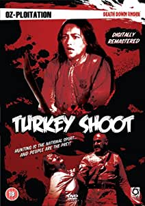 Turkey Shoot (Aka 'Escape 2000') [DVD]