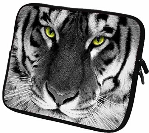 """#DoYourMobile© 6Zoll Tasche/Schutzhülle für eBook-Reader/eReader - Wasserdichtes Neopren mit Reißverschluss in der Größe 18,5 x B 14cm / für Tablets mit Bildschirmgröße ca. 6,5-7,2"""" / Design : 404"""