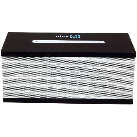 cassa altoparlante portatile bluetooth DICE SOUND ® con sistema di chiamate vivavoce per le