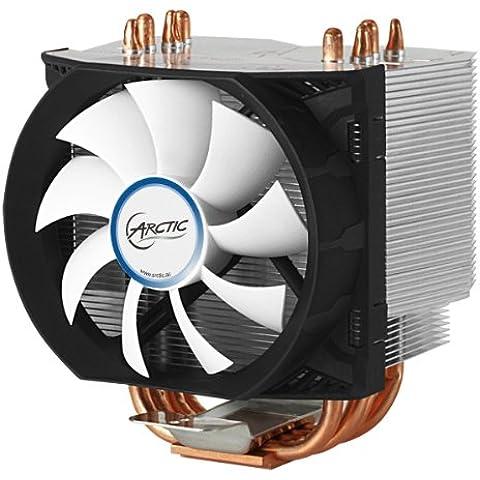 ARCTIC Freezer 13 - Refrigerador del procesador con ventilador PMW de 92 mm - Refrigerador de la CPU para AMD: FM2(+), FM1, AM3, AM3+, AM2, AMD 2+, 939, 754; Intel: 1366, 1150 (Haswell), 1155, 1156, 775  hasta 200 vatios de rendimiento térmico