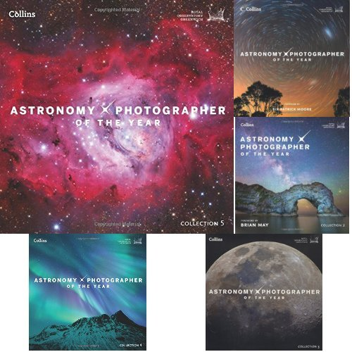 Astronomy Photographer of the Year: Collections 1-6 Bundle