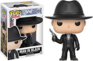 Funko Figurine Westworld - Man In Black Importación Francesa