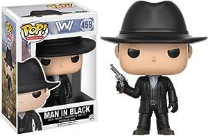 Funko Pop! - The Man in Black figura de vinilo, seria Westworld (13526)