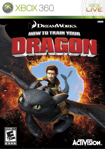 How To Train Your Dragon - Xbox 360 by Activision (Videospiel A Train How To Dragon)
