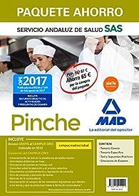 Paquete Ahorro Pinche del Servicio Andaluz de Salud. Ahorro de 65 ? par  Varios autores