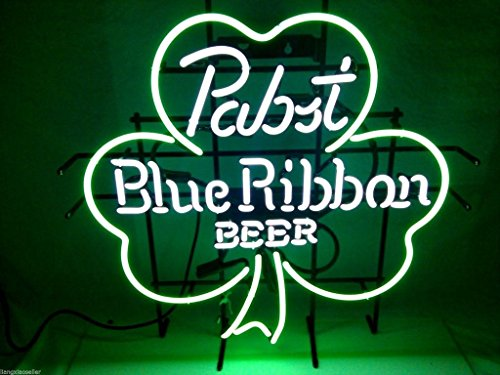 pabst-blue-ribbon-neon-sign-17x14-inches-bright-neon-light-display-mancave-beer-bar-pub-garage-new