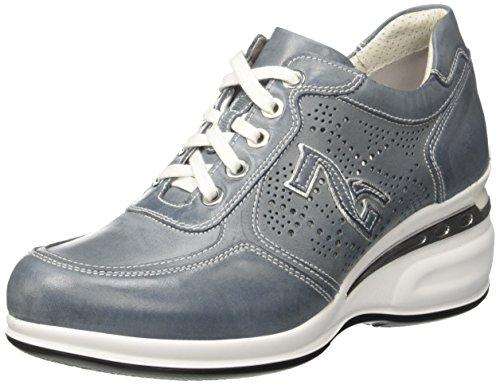 Nero Giardini Damen P717052d Niedrige Sneaker Blu (205)