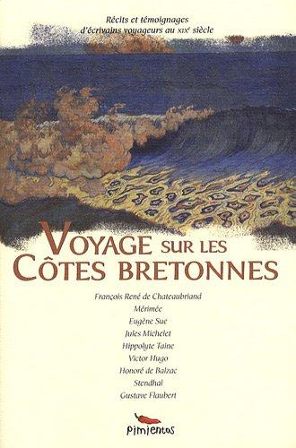 Voyage sur les côtes bretonnes par François-René de Chateaubriand