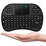 Mini H7 2.4GHz Wireless Entertainment Keyboard With Touchpad For PC, Pad, Andriod TV Box, Google TV Box, Xbox360, PS3 & HTPC/IPTV (Black)