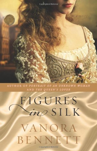 William Morrow Paperbacks Figures In Silk: A Novel