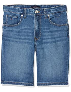 Tommy Hilfiger Randy Relaxed Short Climbst, Jeans para Niños