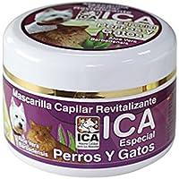 ICA MCGP Mascarilla Capilar y Revitalizante para Gatos y Perros