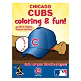 Cubs Coloring and Fun (Just for Fun)