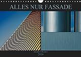 Alles nur Fassade (Wandkalender 2019 DIN A4 quer): Grafisch anmutende Fotos von Fassaden moderner Architektur (Monatskalender, 14 Seiten ) (CALVENDO Orte)