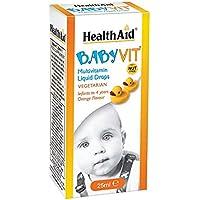 HEALTHAID Baby Vitamin Orange Drop 1, 25 ml preisvergleich bei billige-tabletten.eu