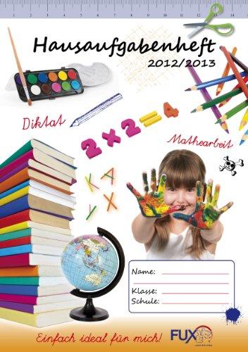 Ausgefuxtes Hausaufgabenheft 2012/2013