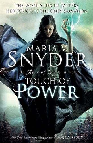 (Touch of Power (An Avry of Kazan novel, Book 1))