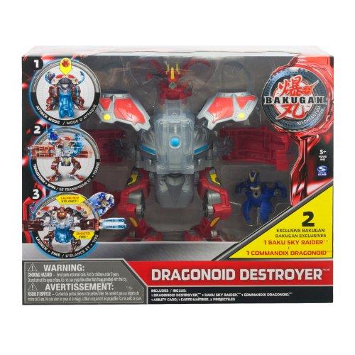 BAKUGAN Dragonoid Destroyer